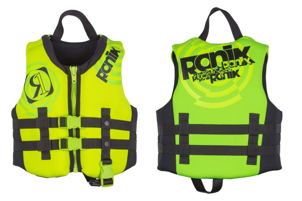 Ronix Vision Boys Child CGA Vest 2017