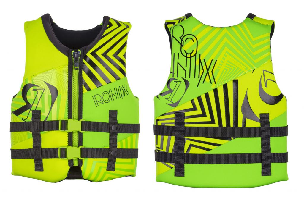 Ronix Vision Boys Youth Vest