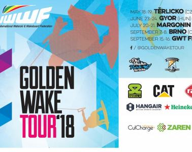 golden wake tour 2018