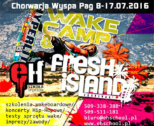 Wake Camp Chorwacja z EHSchool
